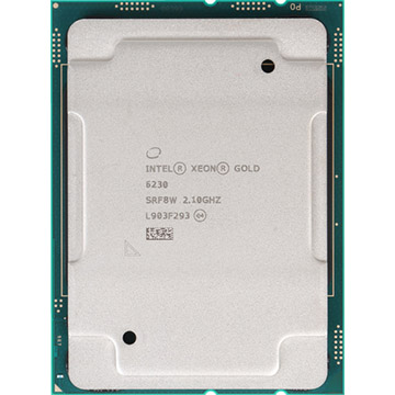Quad Intel Xeon Gold 6230 on Amazon USA