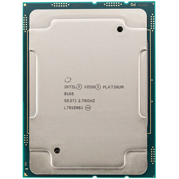 Quad Intel Xeon Platinum 8168 on Amazon USA