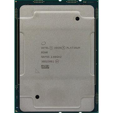 Quad Intel Xeon Platinum 8268 on Amazon USA