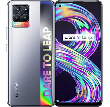 Realme 8 on Amazon USA