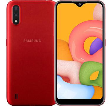 Samsung Galaxy A01 on Amazon USA