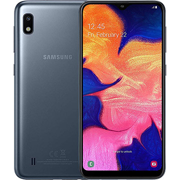 Samsung Galaxy A10 on Amazon USA