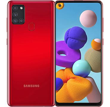 Samsung Galaxy A21s on Amazon USA
