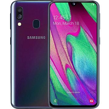 Samsung Galaxy A40 on Amazon USA