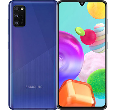 Samsung Galaxy A41 on Amazon USA