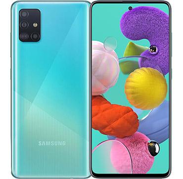 Samsung Galaxy A51 on Amazon USA