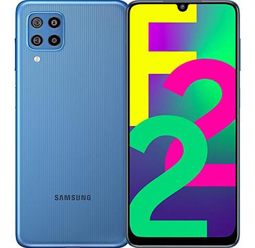 Samsung Galaxy F22 on Amazon USA
