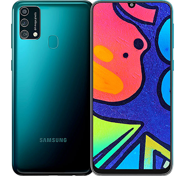 Samsung Galaxy F41 on Amazon USA