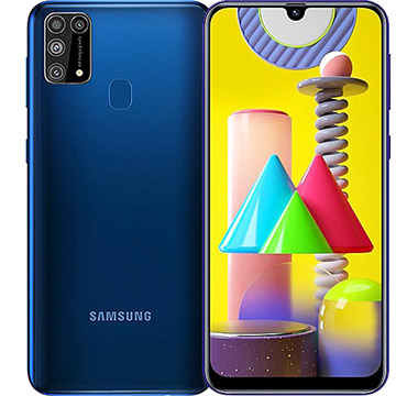Samsung Galaxy M31 on Amazon USA