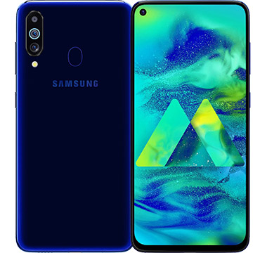 Samsung Galaxy M40 on Amazon USA