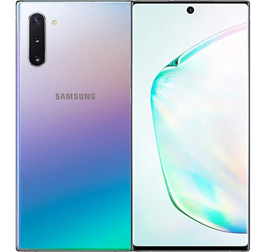 Samsung Galaxy Note10 5G Exynos on Amazon USA