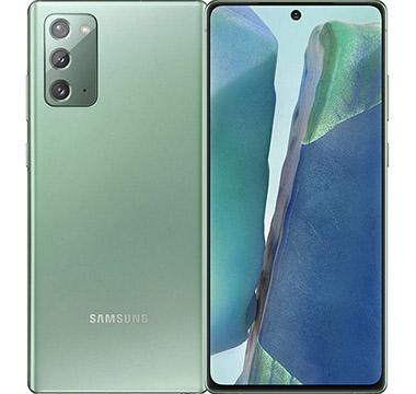 Samsung Galaxy Note20 series on Amazon USA