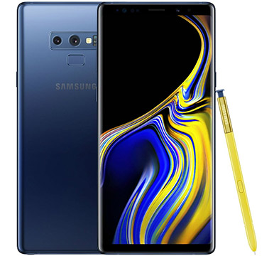 Samsung Galaxy Note9 Exynos on Amazon USA