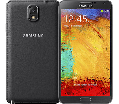 Samsung Galaxy Note 3 Exynos on Amazon USA