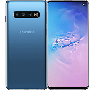 Samsung Galaxy S10 series on Amazon USA