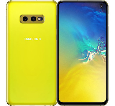 Samsung Galaxy S10e Exynos on Amazon USA