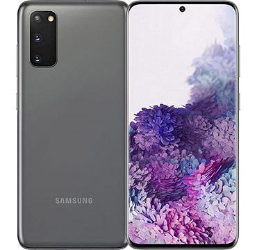 Samsung Galaxy S20 series on Amazon USA
