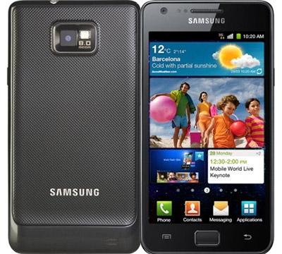 Samsung I9100 Galaxy S II on Amazon USA