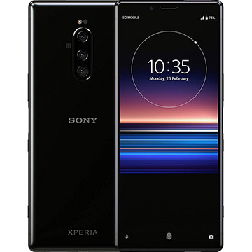 Sony Xperia 1 on Amazon USA