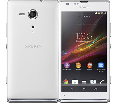 Sony Xperia SP on Amazon USA
