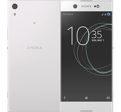 Sony Xperia XA1 Ultra on Amazon USA