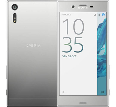 Sony Xperia XZ on Amazon USA