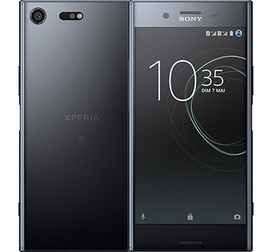 Sony Xperia XZ Premium on Amazon USA