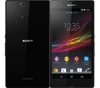 Sony Xperia Z on Amazon USA