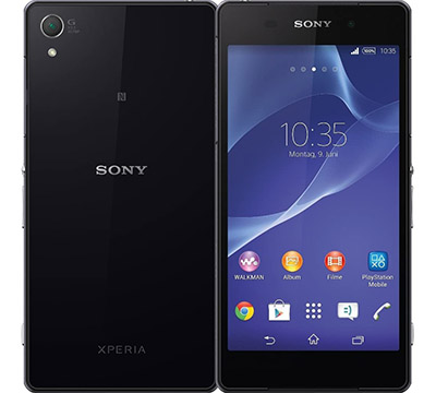 Sony Xperia Z2 on Amazon USA