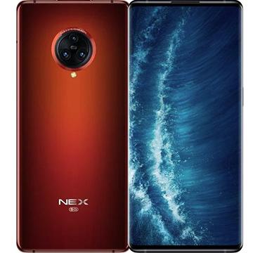 Vivo Nex 3S 5G on Amazon USA