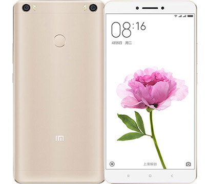 Xiaomi Mi Max on Amazon USA