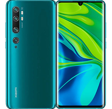 Xiaomi Mi Note 10 on Amazon USA