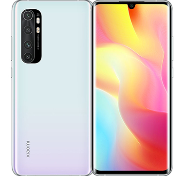Xiaomi Mi Note 10 Lite on Amazon USA