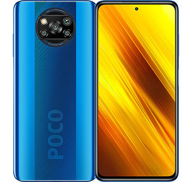 Xiaomi Poco X3 NFC on Amazon USA