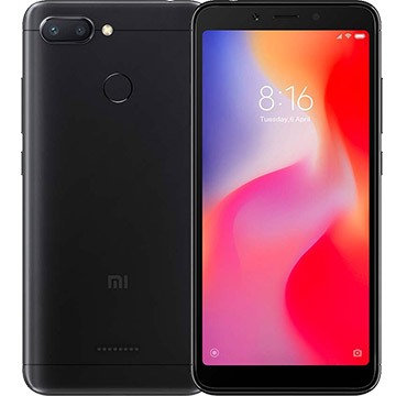 Xiaomi Redmi 6 on Amazon USA
