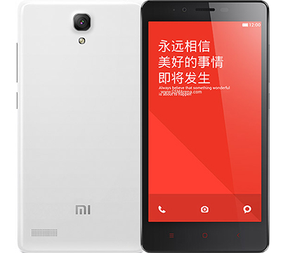 Xiaomi Redmi Note on Amazon USA