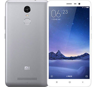 Xiaomi Redmi Note 3 (MediaTek) on Amazon USA