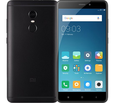 Xiaomi Redmi Note 4 on Amazon USA