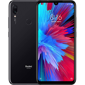 Xiaomi Redmi Note 7S on Amazon USA