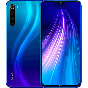 Xiaomi Redmi Note 8 on Amazon USA