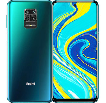 Xiaomi Redmi Note 9S on Amazon USA