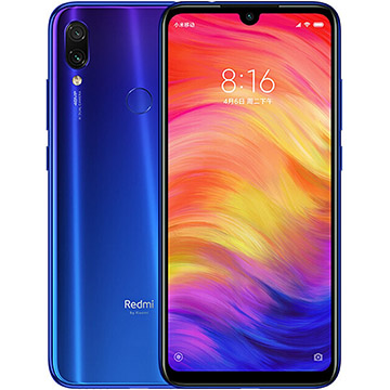 Xiaomi Redmi Note series on Amazon USA